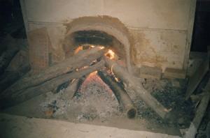 Odun Fırını